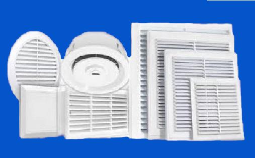 Решітки вентиляційні