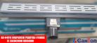 Трап для душа Valtemo Smartline Base 500 мм, боковой выход 50 мм 5
