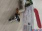 Кран водяной Armatura, водоразборный с соединительной муфтой к шлангу, с рычагом и дросселем 1/2 1