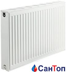 Стальной радиатор STELRAD COMPACT-33 H=400 L=800