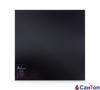 Керамический обогреватель (панель) Vesta Energy PRO 500 (603x603 мм) черный
