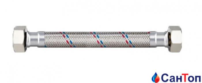 Шланг для воды Kohan 3/4х3/4 ВВ L 500 mm DN 13
