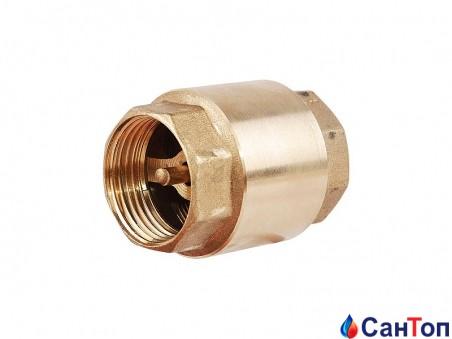 Зворотній клапан для води з металевим сердечником Armatura 1