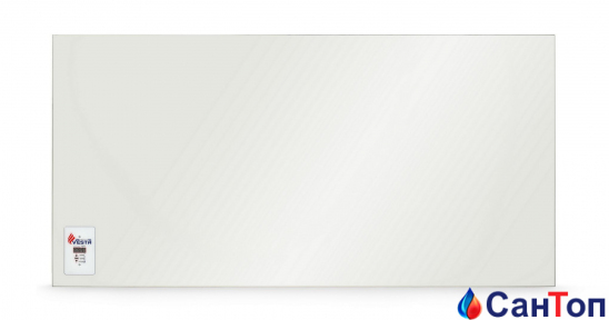 Керамический обогреватель (панель) Vesta Energy PRO 1000 (1203x603 мм) белый (моно)