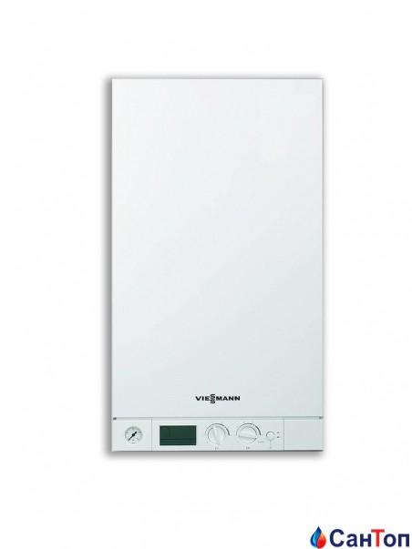 Котел газовый Viessmann Vitopend-100  23кВт, дымоход, 2 контурный