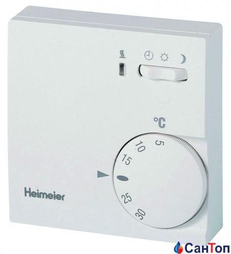 Комнатный термостат Heimeier с режимом понижения температуры