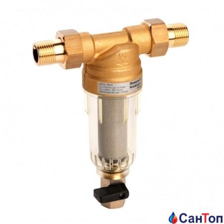 Фільтр тонкої очистки води Honeywell FF06-1/2AA   G1/2(100мікрон)