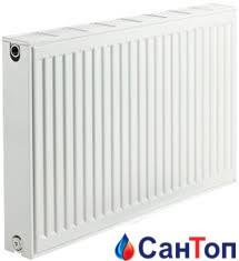 Стальной радиатор STELRAD COMPACT-33 H=600 L=600