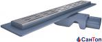 Трап для душа Valtemo Starline Base 30см 50 боковой выход с гидроизоляцией